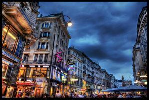 Groove Street HDR by ISIK5