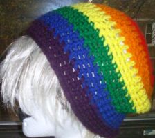 Crochet:Rainbow Time Again by ambiguousginger
