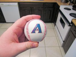 Old 'A' Logo Ball by BigMac1212