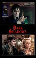 Johnny Depp as Barnabas Collins by RetardMessiah