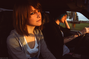 Life Is Strange - Max and Chloe by MilliganVick