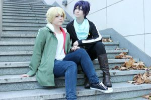Noragami : Yukine Yato. by Michi-Fox