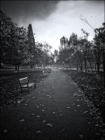 Autumn in Hyde Park I by Jez92