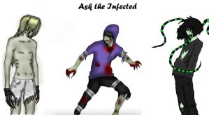 Ask the infected by Kalix5