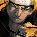 Naruto Uzumaki Icon by shentn