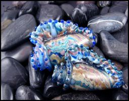 Seashells - Glass by andromeda
