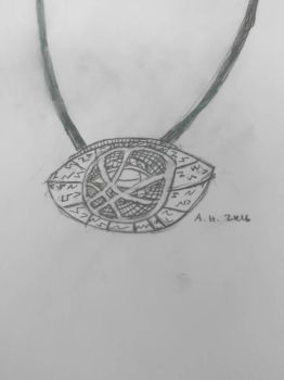 The Eye of Agamotto by mad4dragons