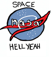 nasa - hell yeah by geecomic