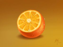 Orange by cow41087