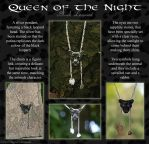 Queen of the Night by Illahie