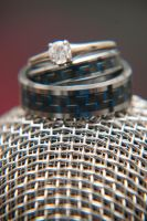 Wedding Rings IV by LDFranklin