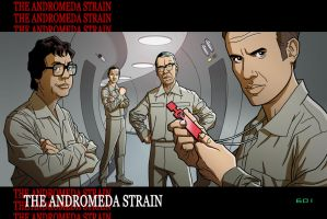 The Andromeda Strain by dusty-abell