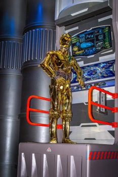 Star Wars The Adventure Continues C-3PO by Earth-Divine