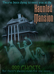 Haunted Mansion Poster 2012 by ComputerGenius
