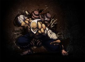 Gouken updated by Ntocha