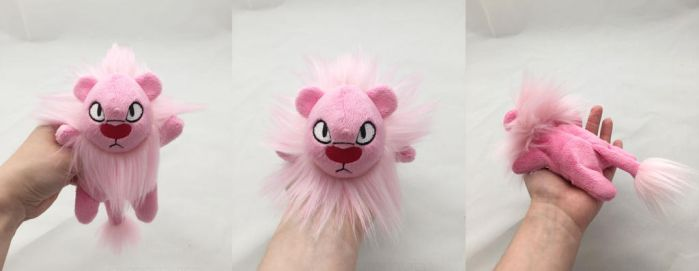 Steven Universe Lion Kuttari! Available Now! by PlanetPlush