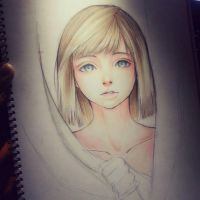 maddie from Sia's Chandelier by thumbelin0811
