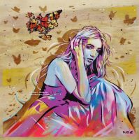 Butterfly Effect by abcartattack
