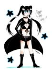 Heard you liked Black Rock Shooter by MegaAnimeFreak7
