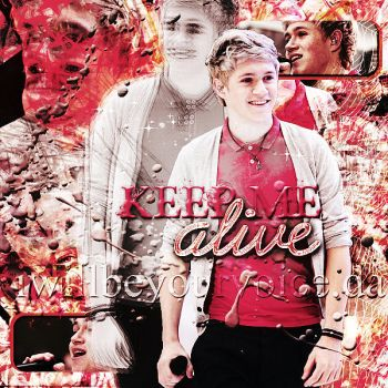 +Keep me alive by iwillbeyourvoice