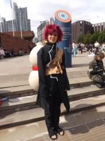 Gaara by IamNasher