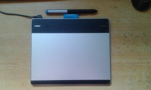 My New Tablet by Sarah927