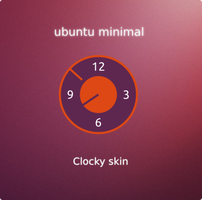 Ubuntu Minimal by alezzacreative