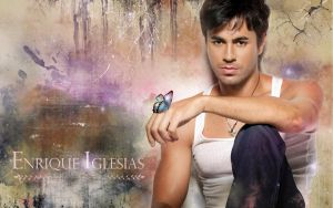 Wallpaper Enrique Iglesias by cendredelune