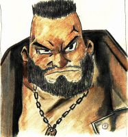 barret by wickedtiger86