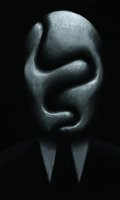 Slender Man, Attempt 1 by ASwarmOfBees