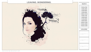 leaving. wondering. by dannielle-lee