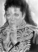 Michael, Angels will kiss you by Neira7