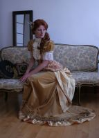 Victorian Lady 1 by mizzd-stock