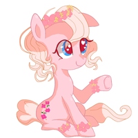 Point Pony Auction [CLOSED] by ClockupFlowers