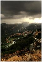 Douma Before The Storm by ZeeGrizzly