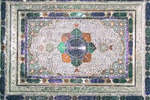 Iran - Persian ceiling by O-Renzo