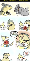 PokeWhatever - First Date by fishyfood