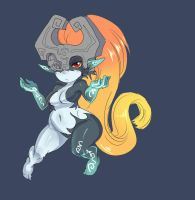 Midna V by ManiacPaint