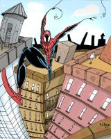 spiderman 2 by spurs06