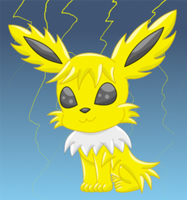 Jolteon by MikariStar