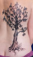 tree tattoo - 02 by tpenttil
