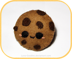 Cookie Brooch by Luna-Goodies