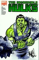 FCBD - Planet Hulk by ADAMshoots