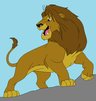 Leo lionheart by Coolterra342