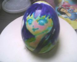 anime egg 3 by PandoraDarkheart
