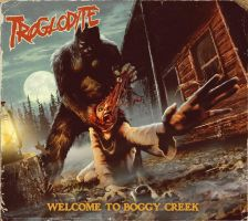 Welcome To Boggy Creek CD Cover Art by derrickthebarbaric