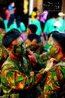 Brunei 23rd National Day prep by bruneian