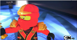 Kai's new ninja fire - Ninjago by Tlsonic214