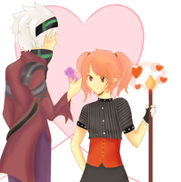 Dfo Valentines Entry by Kerorarin