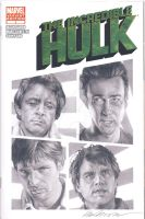 Hulk sketch cover comic graphite drawing by smoothdaddyride